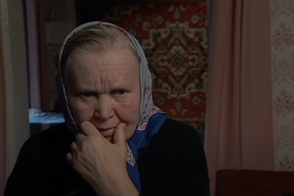 Мать Виктора Мохова