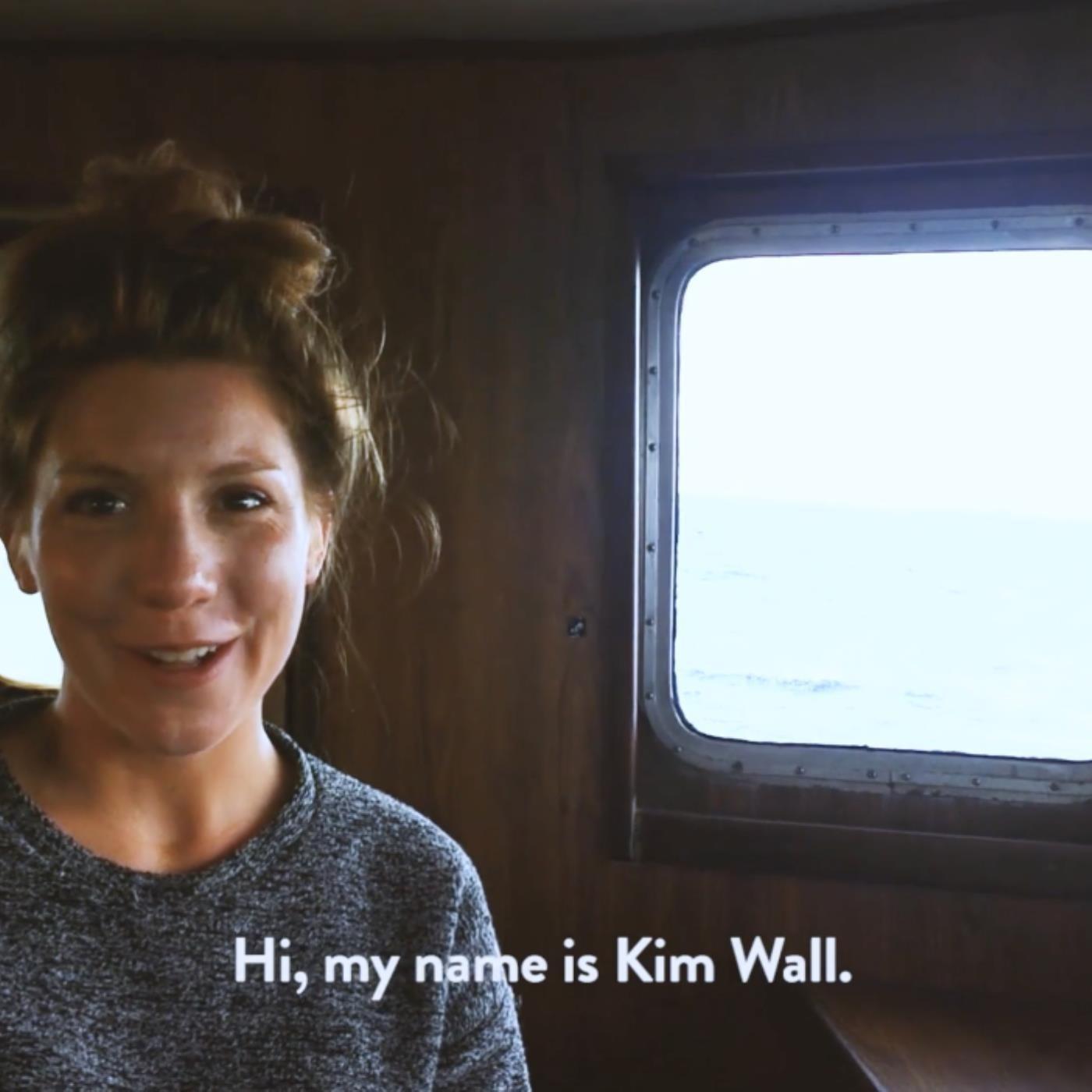 Видеорепортаж Ким с борта «Наутилуса»