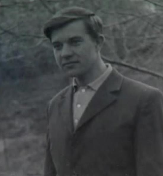 Виктор Мохов в молодости