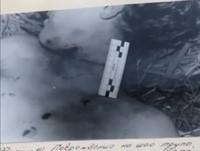 Фото одной из жертв