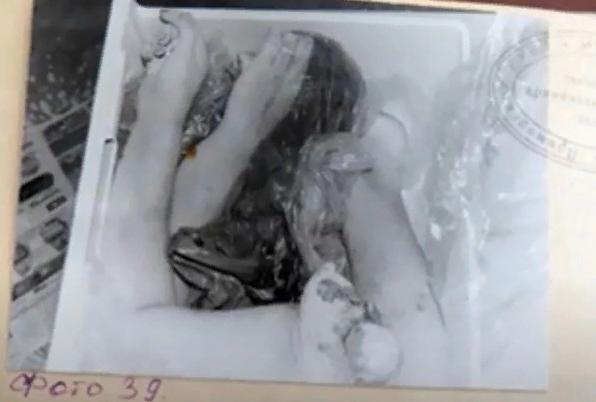 Руки последней из жертв Шемякова, найденные у него в квартире
