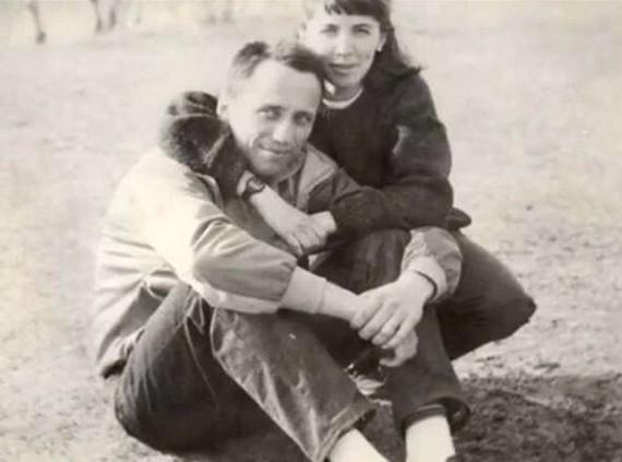 Михаил с женой Еленой