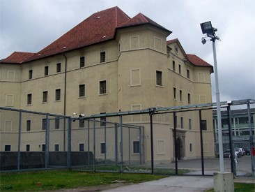 Тюрьма Грац-Карлау, где содержался Джек