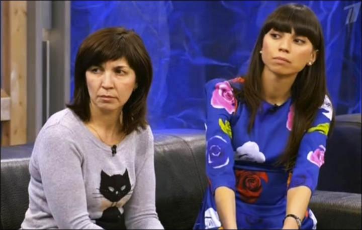 Жена и дочь маньяка