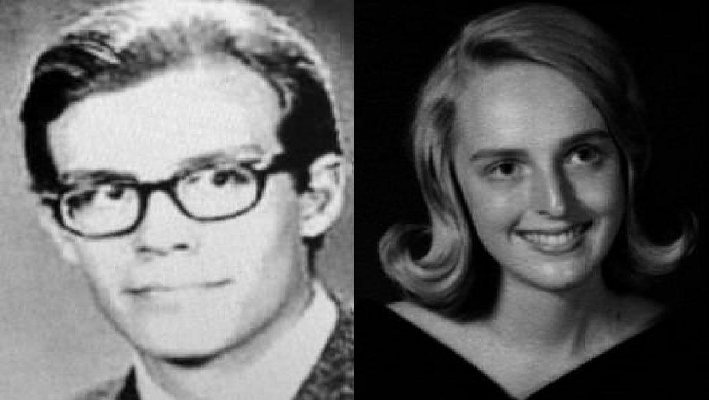 Выживший после нападения Брайан Хартнелл и погибшая Сесилия Шеппард